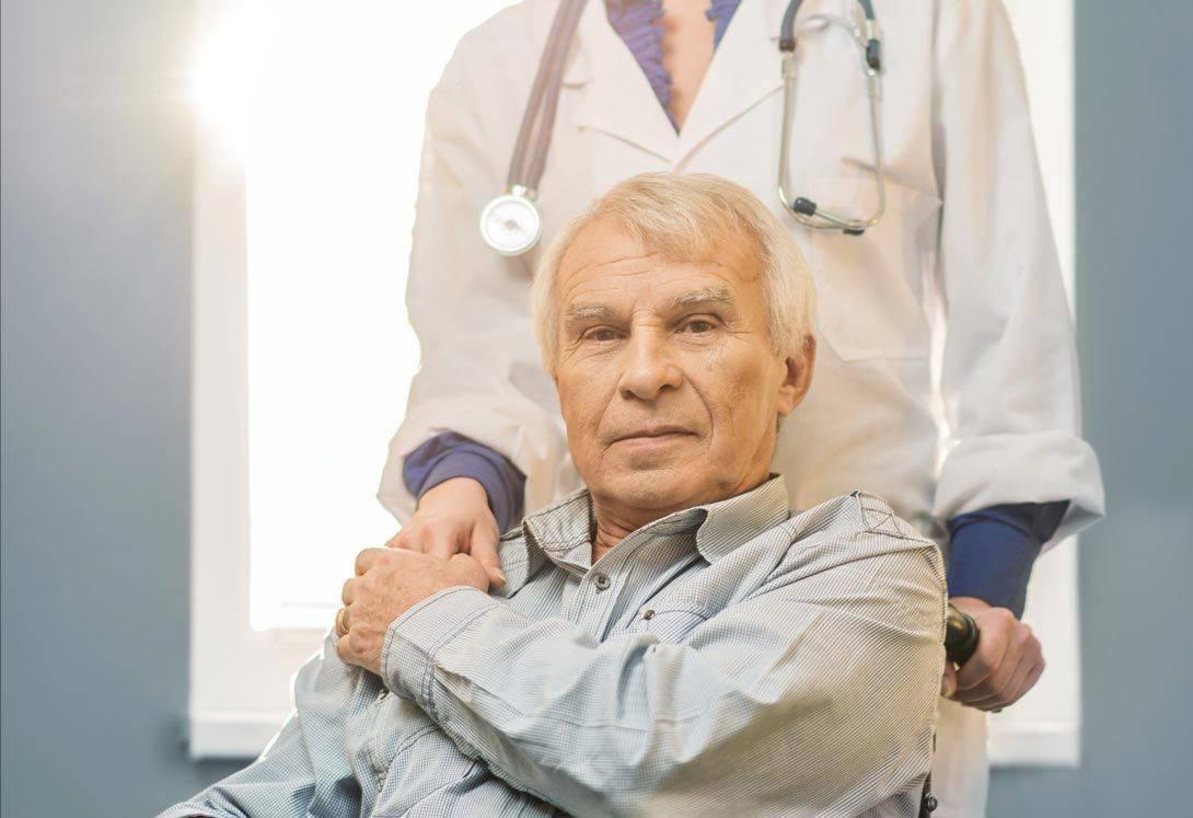 Больной и врач