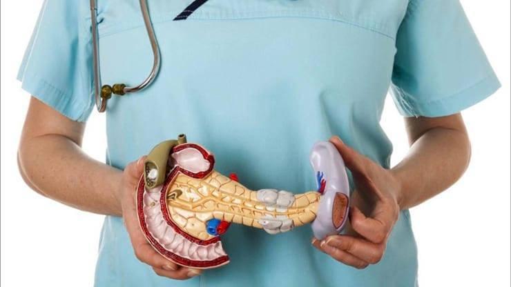 При панкреатите артериальное давление